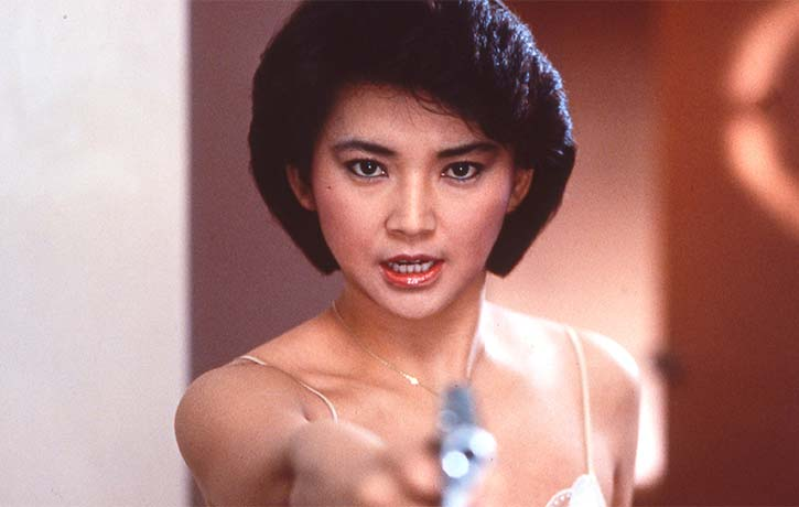 Sibelle Hu as Inspector Wu