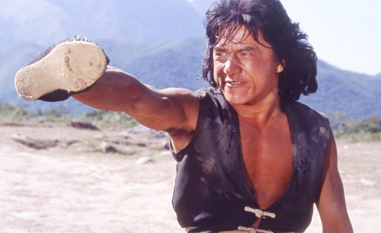 The Young Master (1980) -Blu-ray version - KUNG FU KINGDOM