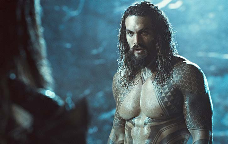 Aquaman is an outsider but hell always do whats right