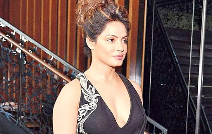 Bollywood actress Neetu Chandra stars in NBD 4