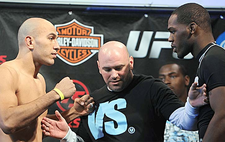 Brandon Vera vs Jon Jones