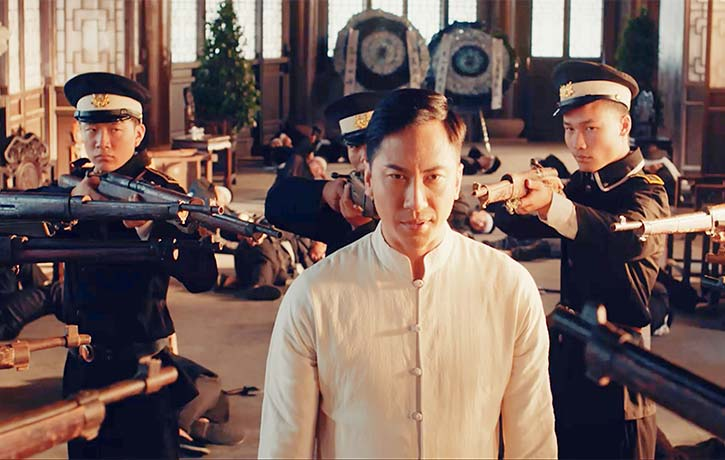 Dennis To is back as Ip Man