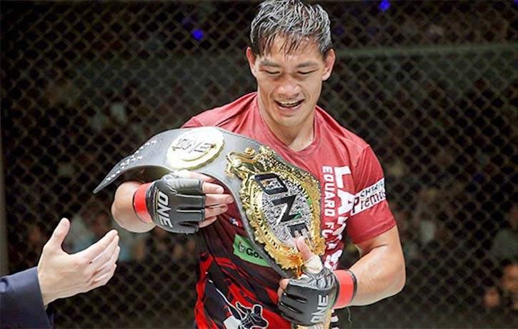Eduard Folayang brings home the gold