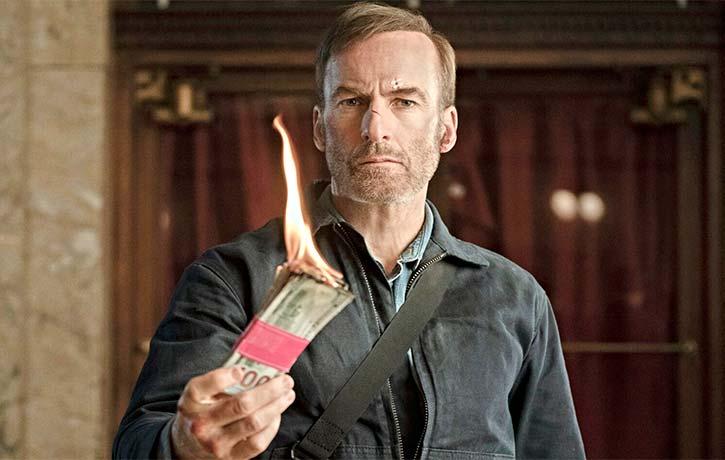 Got cash to burn