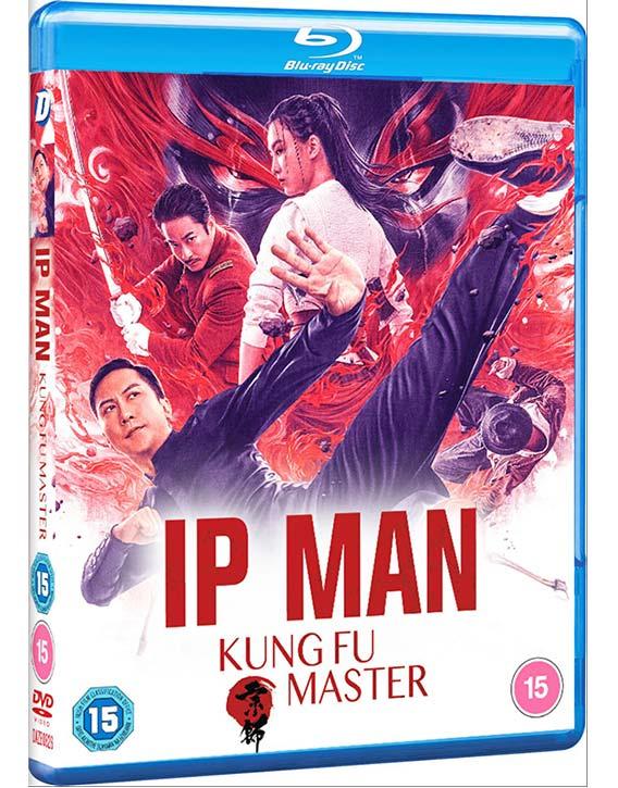 IP MAN - Kung Fu Master - Pre-order on Blu-ray