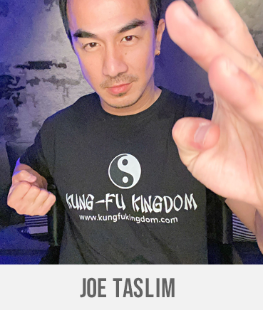 Joe Taslim - Kung Fu Kingdom