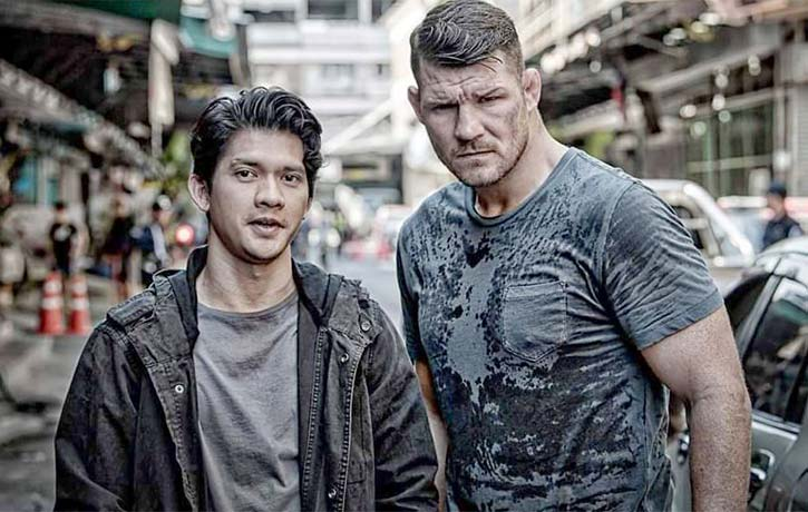 Michael Bisping will take on villainous duties in Never Back Down 4 Revolt