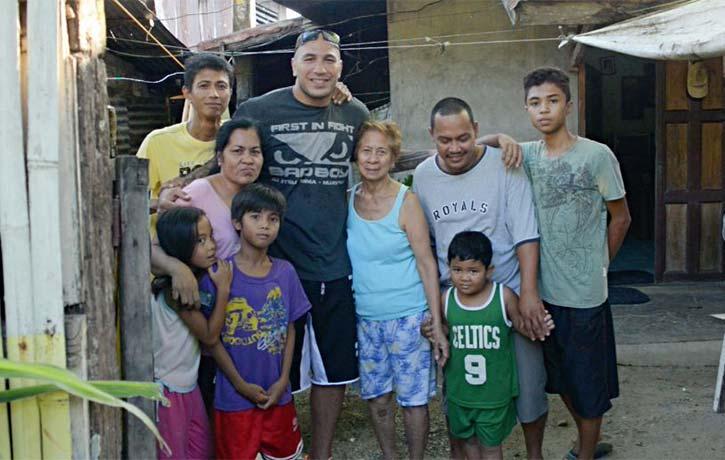 Vera in the Philippines