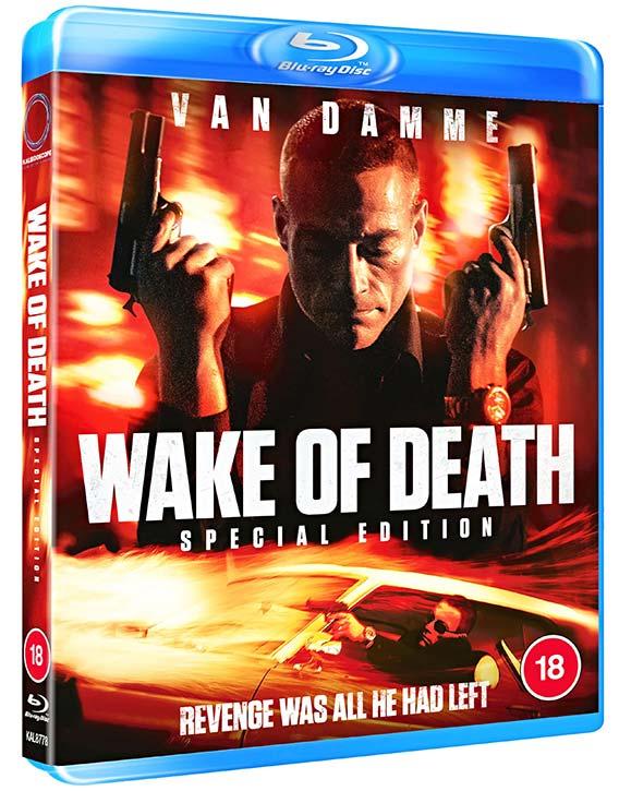 Wake of Death on Blu-ray - KUNG FU KINGDOM