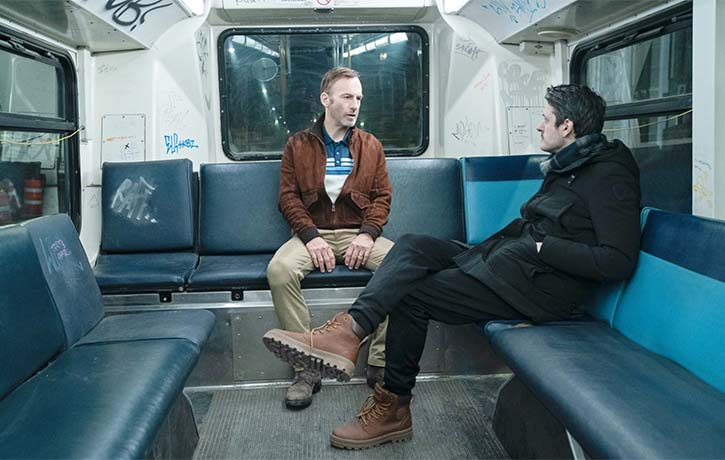 Commuter chat