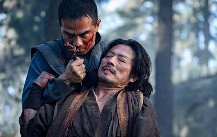 Bi Han gets the upper hand on Hanzo