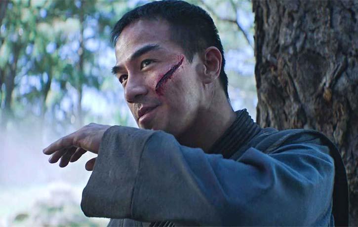 Bi Han has come to take Hanzo down