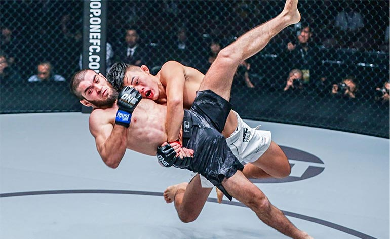"""Christian """"The Warrior"""" Lee- Top 5 MMA Finishes - Kung Fu Kingdom"""