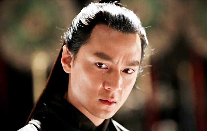 Daniel Wu as Crown Prince Wu Luan