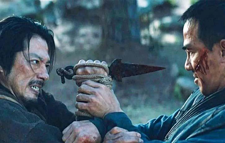 Hanzo and Bi Han go to war
