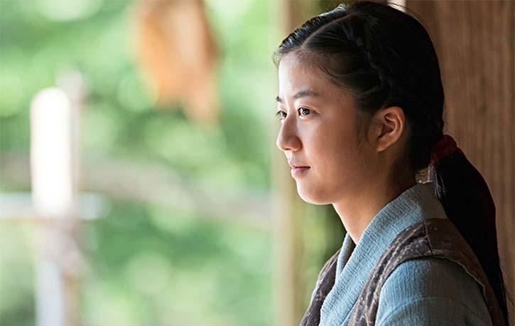 Kim Hyun soo plays Tae ok Tae yuls daughter