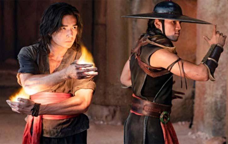 Liu Kang and Kung Lao unite to defend Earthrealm