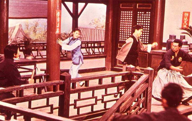 Master Chao demands retribution