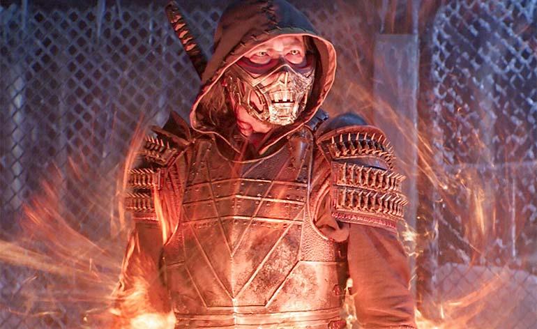 Mortal Kombat (2021) - KUNG FU KINGDOM