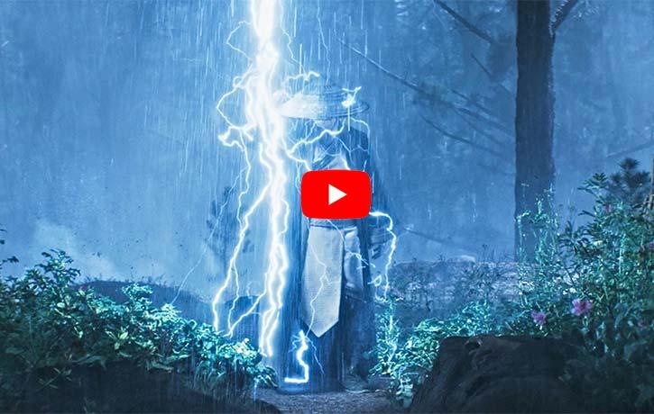 Mortal Kombat 2021 Trailer KUNG FU KINGDOM