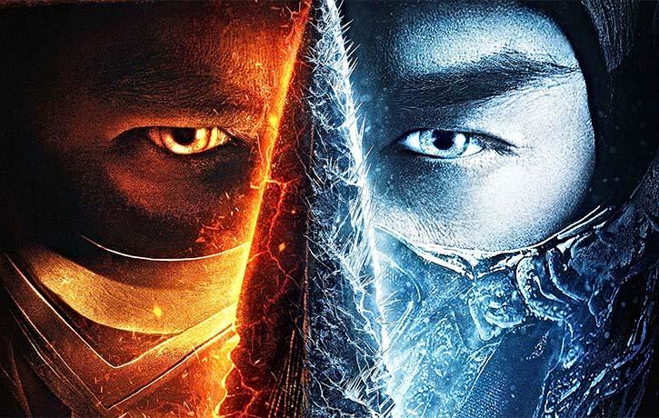 Mortal Kombat 2021 theatrical poster KUNG FU KINGDOM