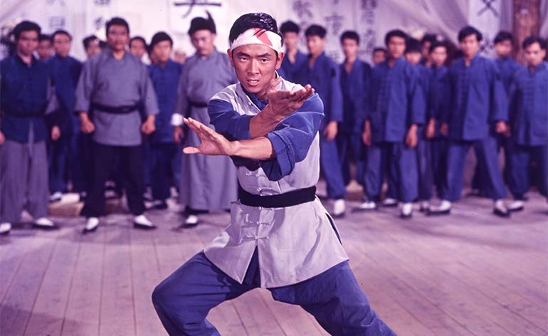 One Armed Boxer (1971) - Blu-ray - KUNG FU KINGDOM