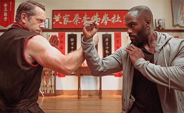 The Paper Tigers (2021) - KUNG FU KINGDOM