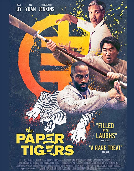 The Paper Tigers out 7th May 2021