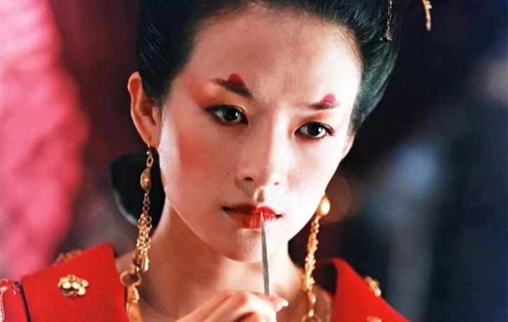 Zhang Ziyi stars as Empress Wan