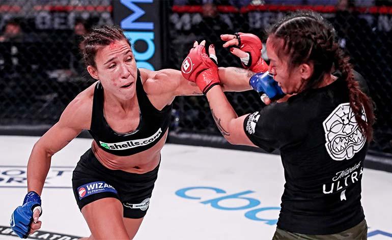 Juliana Velasquez- Top 5 MMA - KUNG FU KINGDOM