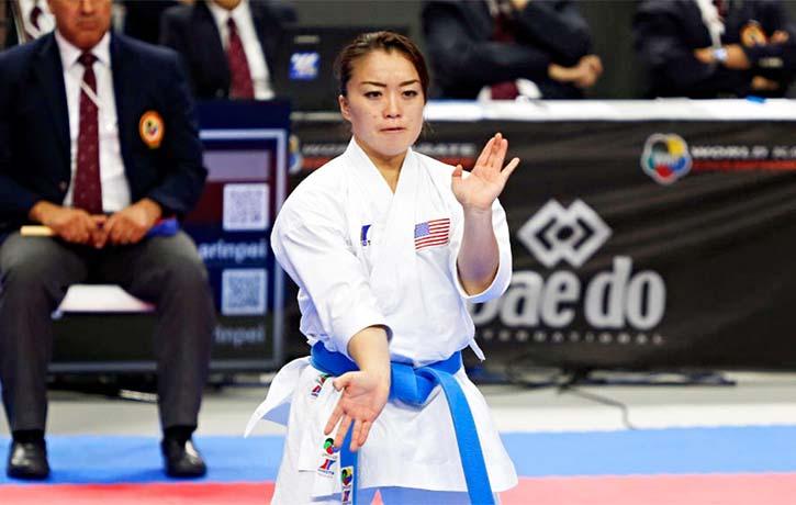 Sakura Kokumai Olympic Qualifier USA