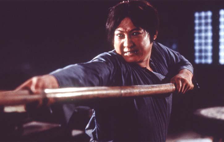 Sammo Hung stars as Bold Cheung