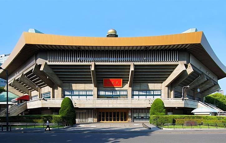 The Nippon Budokan Arena Tokyo Japan