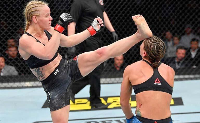 "Valentina ""Bullet"" Shevchenko- Top 5 MMA Finishes - Kung Fu Kingdom"