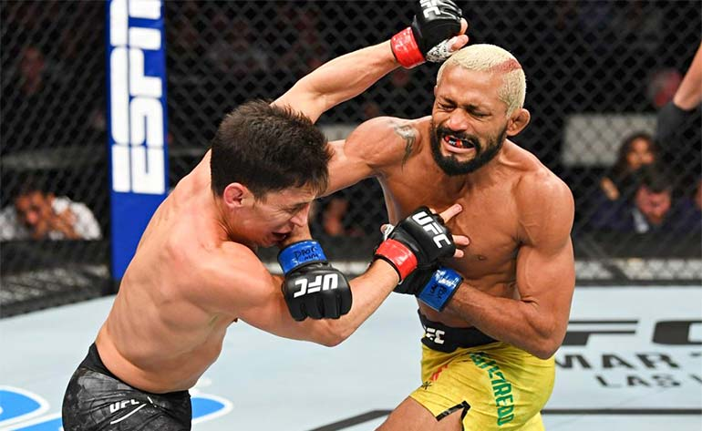 Deiveson Figueiredo -Top 5 MMA Finishes - KUNG FU KINGDOM