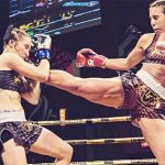 Iman -Pretty Killer- Barlow -Top 5 Kickboxing Finishes - KUNG FU KINGDOM