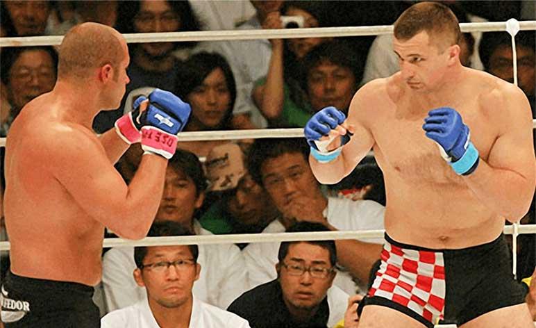 "Mirko ""Cro Cop"" Filipović- Top 5 MMA Finishes - Kung Fu Kingdom"