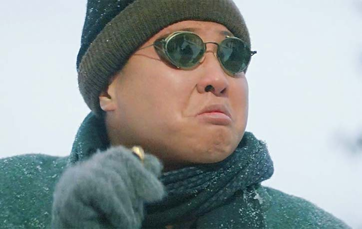 Sammo Hung stars and directs