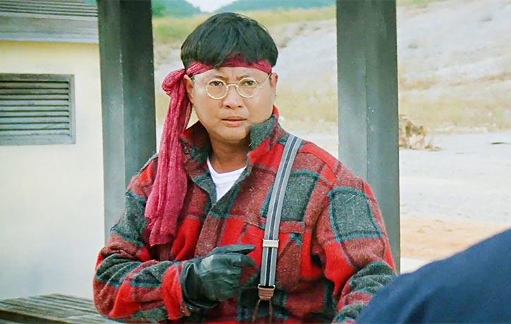 Sammo says all aboard the kung fu chu chu train