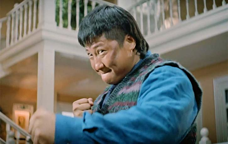 Some of the most breathless fights Sammo has ever packed into a single movie