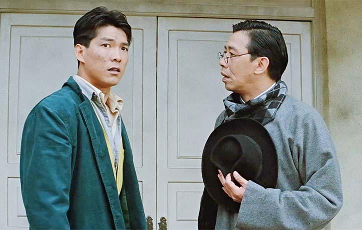 Yuen Biao stars as Tsao Cheuk Kin the noble Town Fire Chief