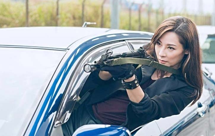 All the cars girls and guns you could want