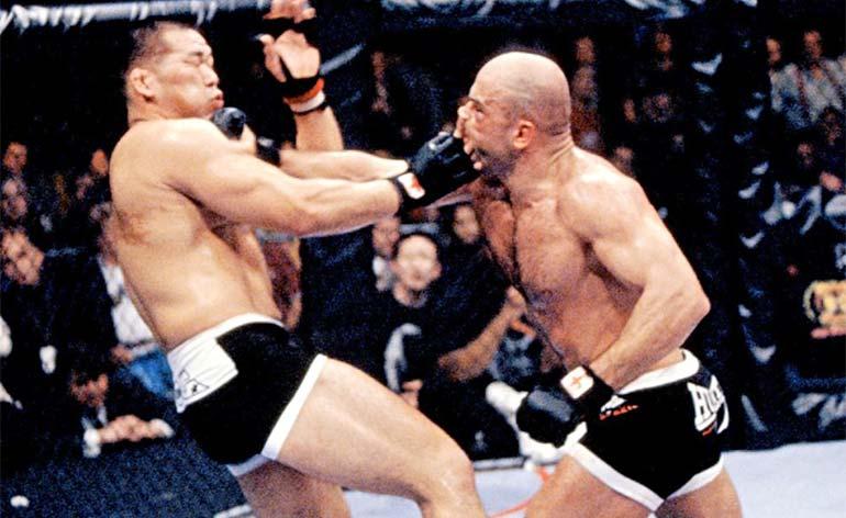 Bas Rutten -Top 5 MMA Finishes - KUNG FU KINGDOM