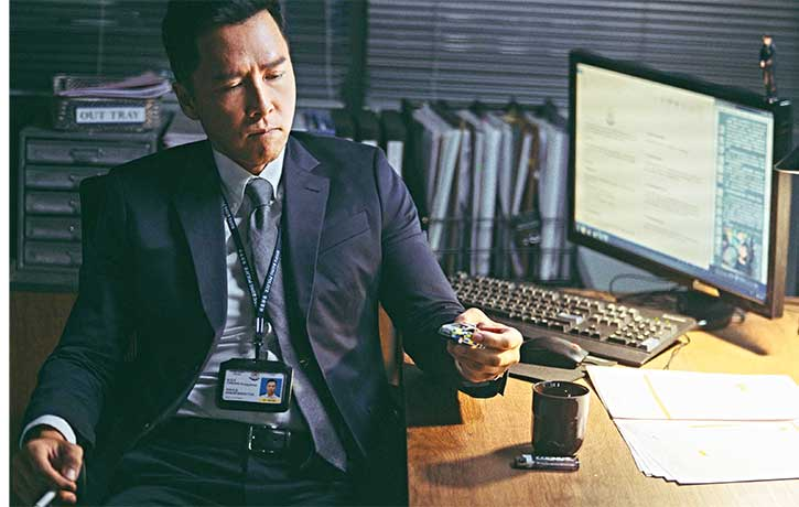 Cheung is determined to crack this case