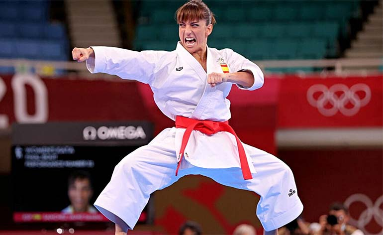 Olympics 2020 Top 5 Karate Highlights - KUNG FU KINGDOM
