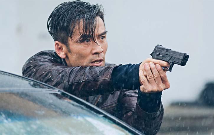Patrick Tam stars as Inspector Tan Ka Ming