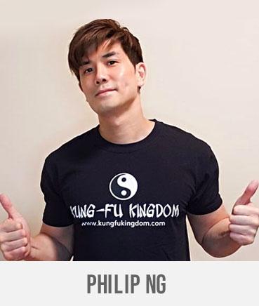 Philip Ng Kung Fu Kingdom