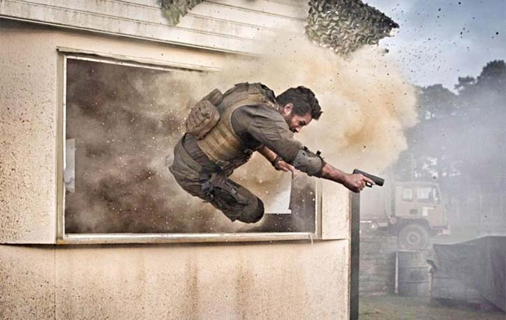 Scott Adkins leaps into action in One Shot