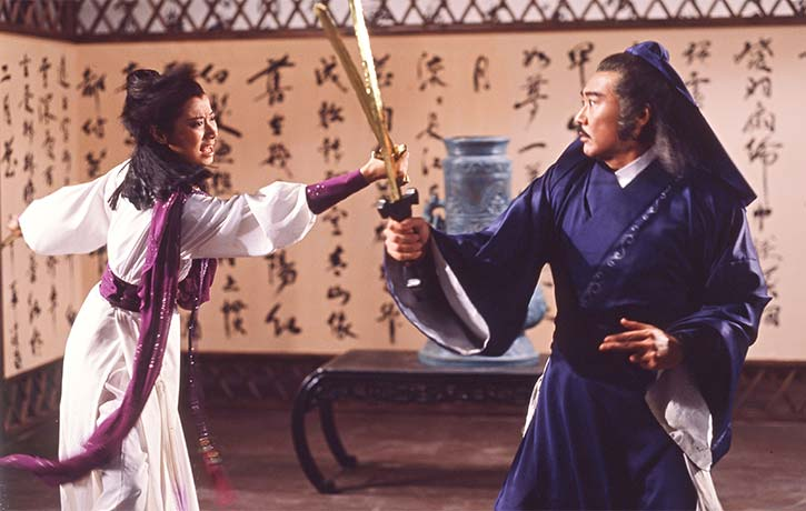 A bona fide classic of the wuxia and swordplay genre