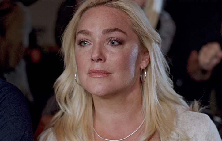 Elisabeth Rîhm plays Notorious Nicks mother